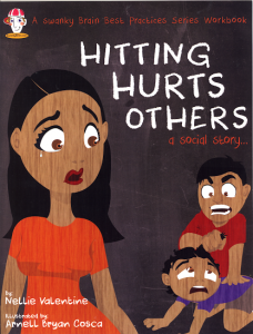Hitting Hurts Others Book Cover