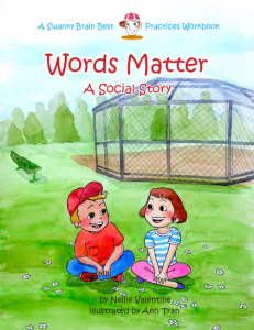 Words Matter Book Cover