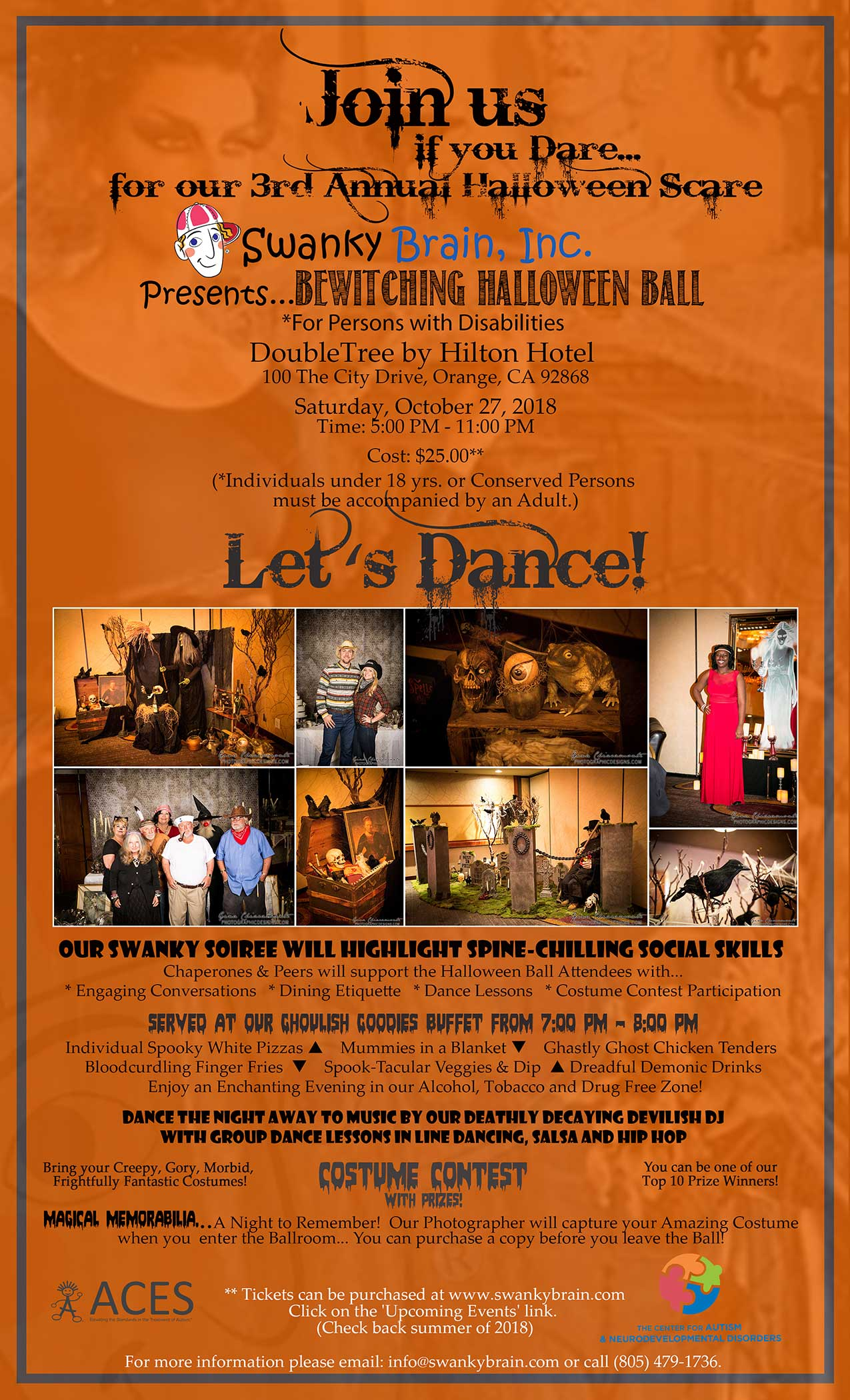 2018 Halloween Ball